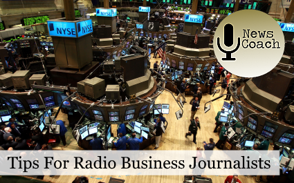 Radio for Business Journalists