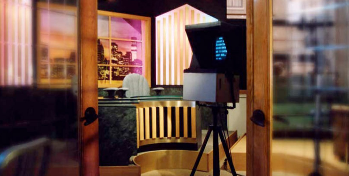 Teleprompter Training for on air broadcasts and speeches